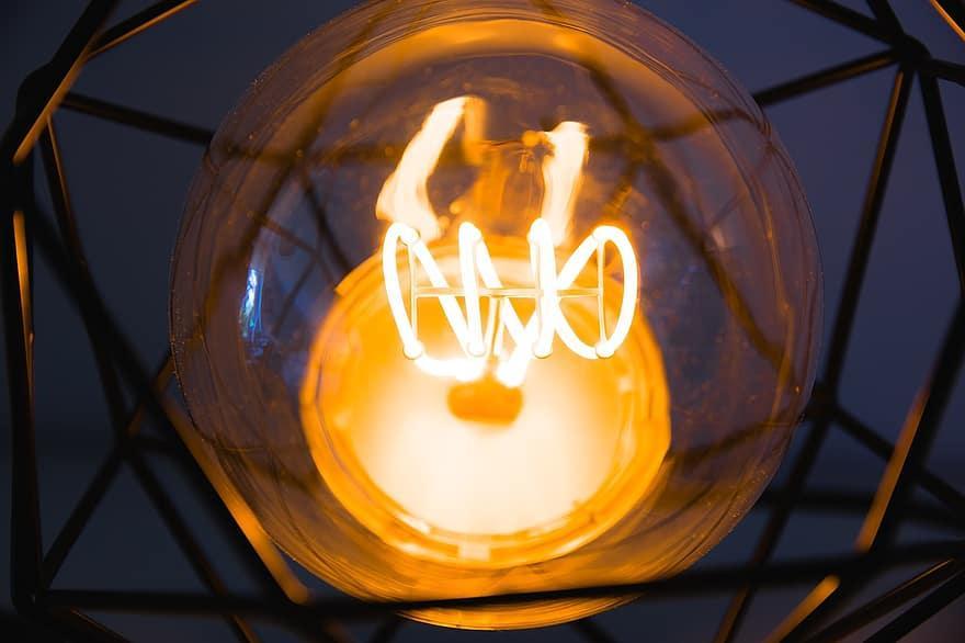 Ikea Lampe Glühbirne