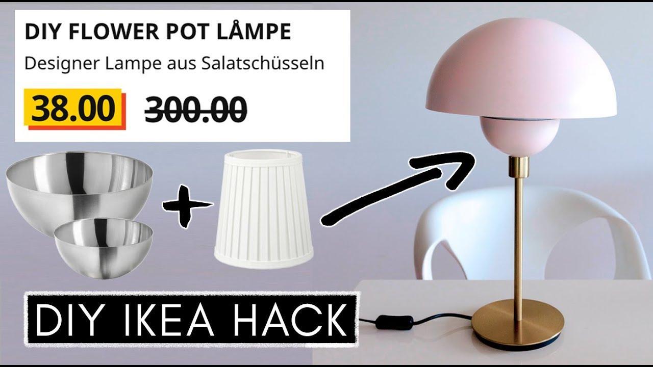 Ikea Lampe Messing