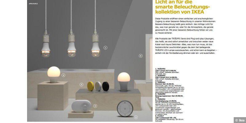 Ikea Lampe Mit Fernbedienung