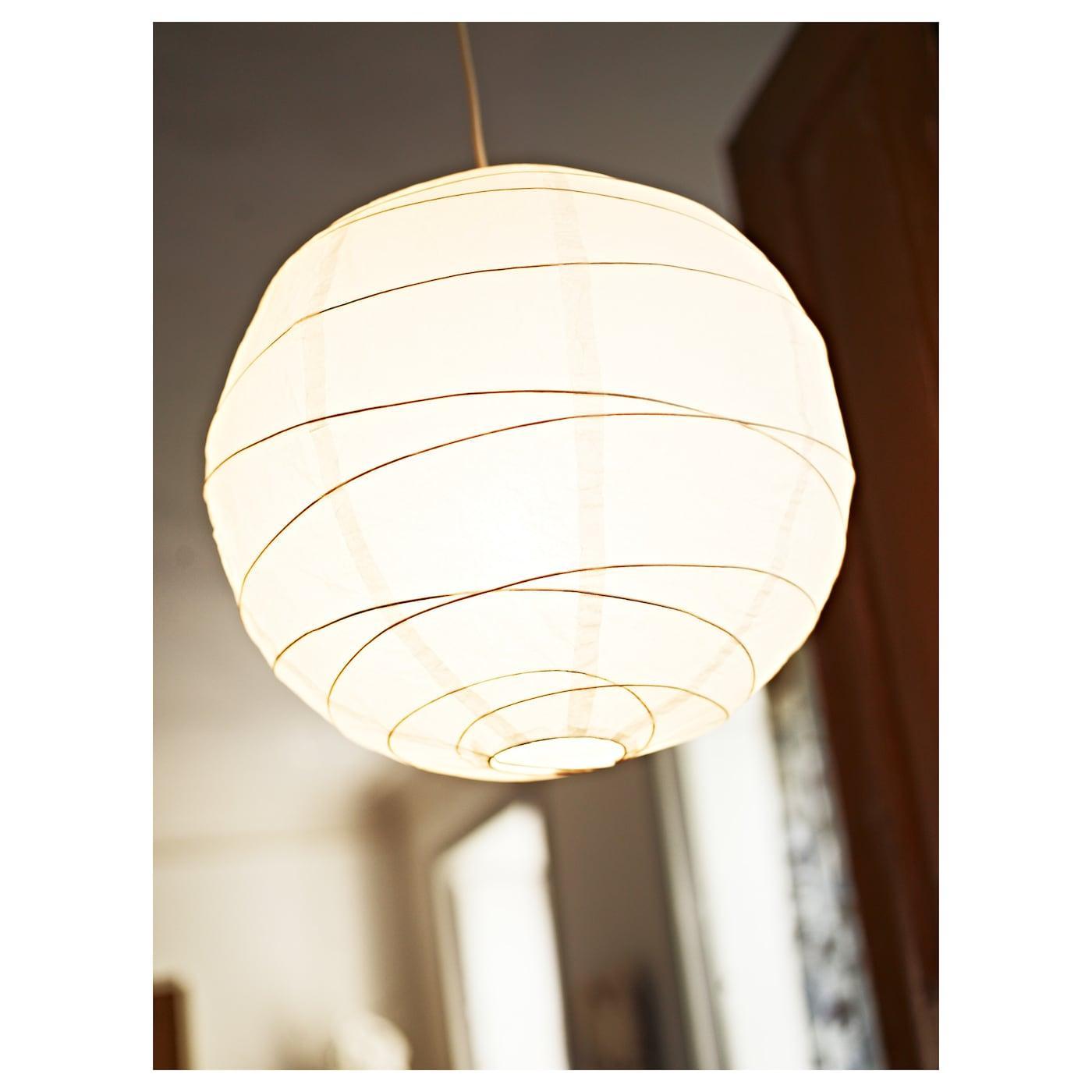 Ikea Lampe Papierschirm