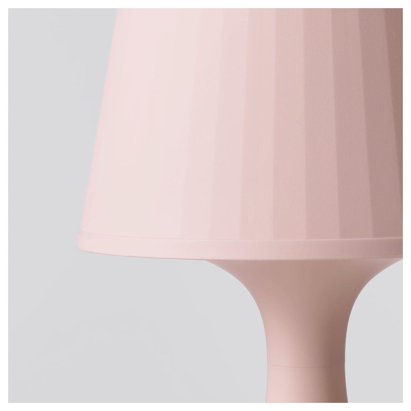 Ikea Lampe Rosa