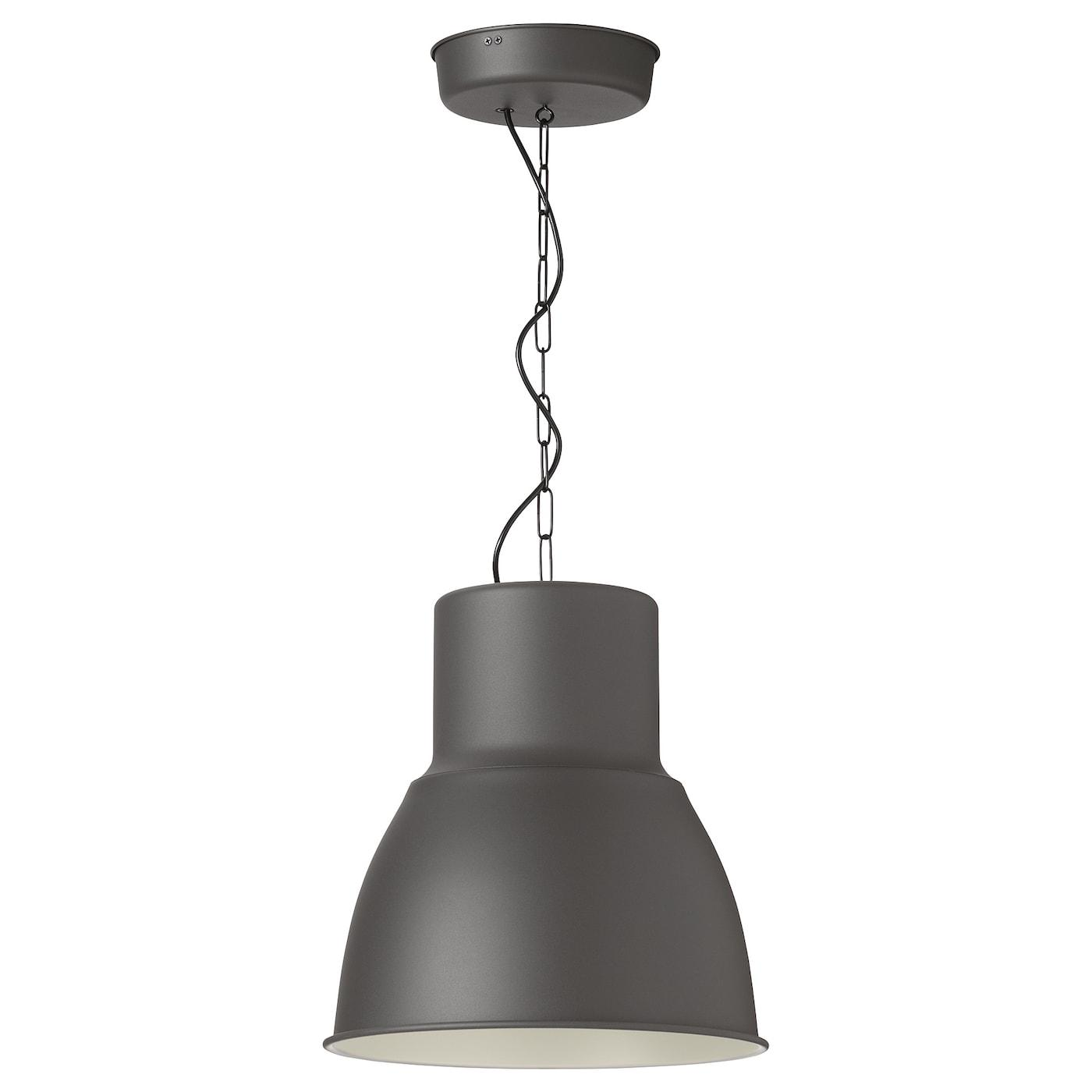 Ikea Lampe Schwarz Metall