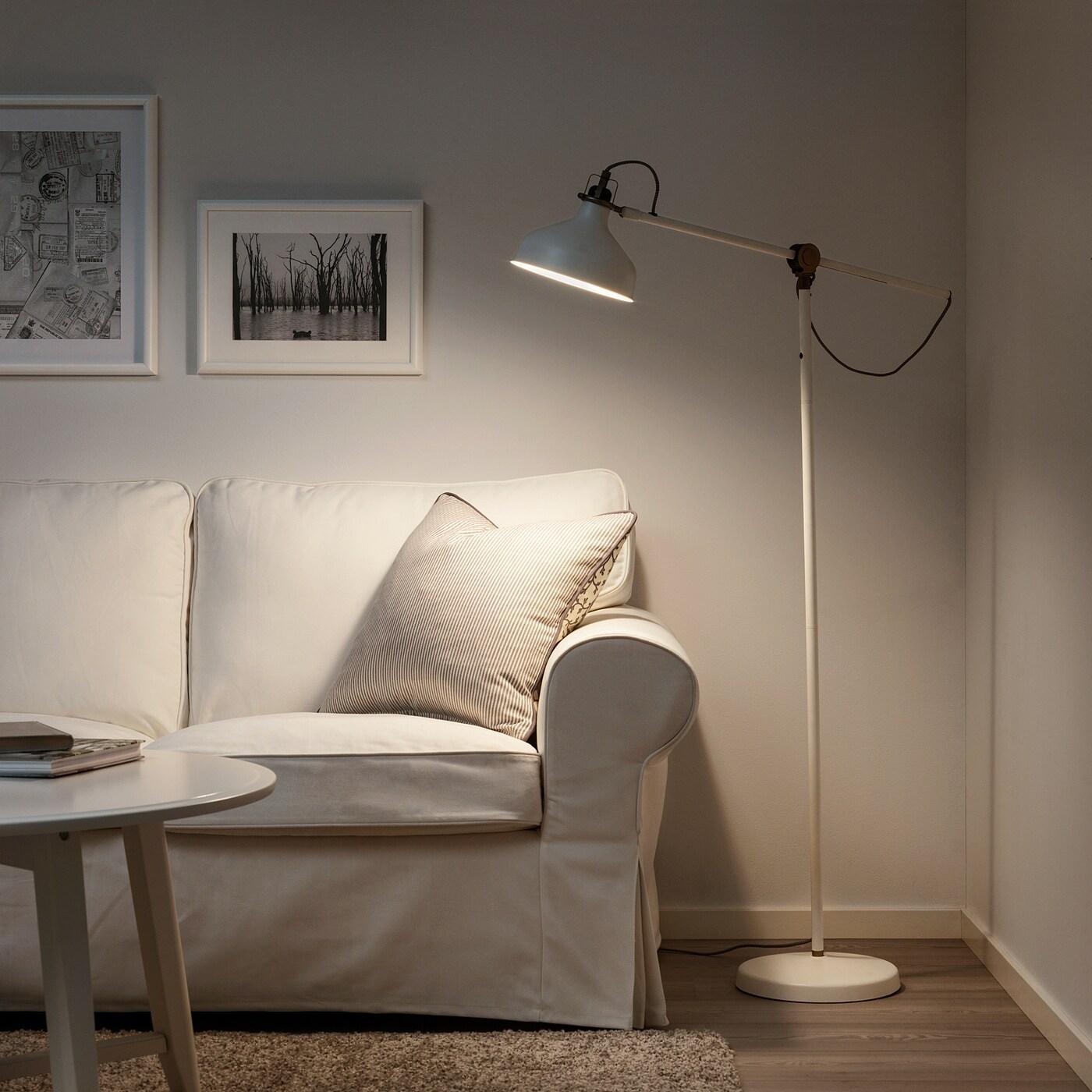 Ikea Leselampe Vegg