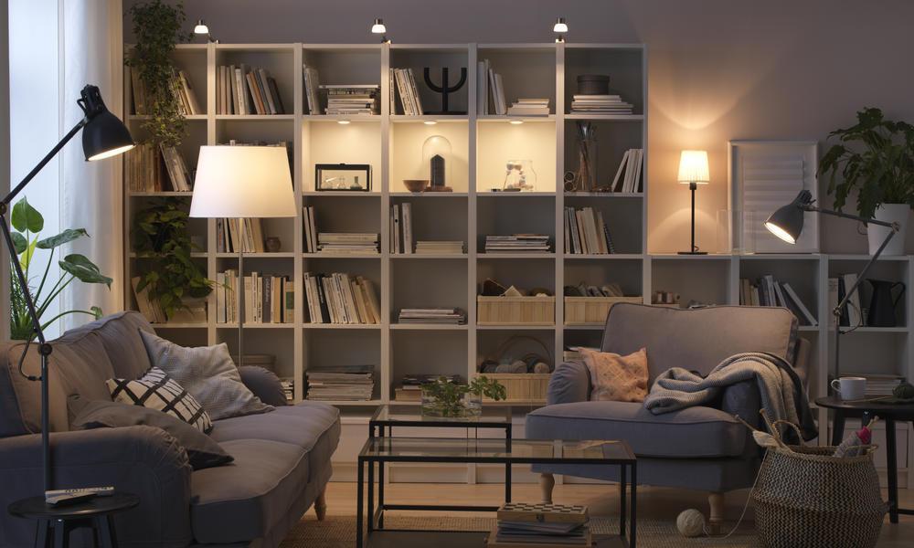 Ikea Leuchten Wohnzimmer