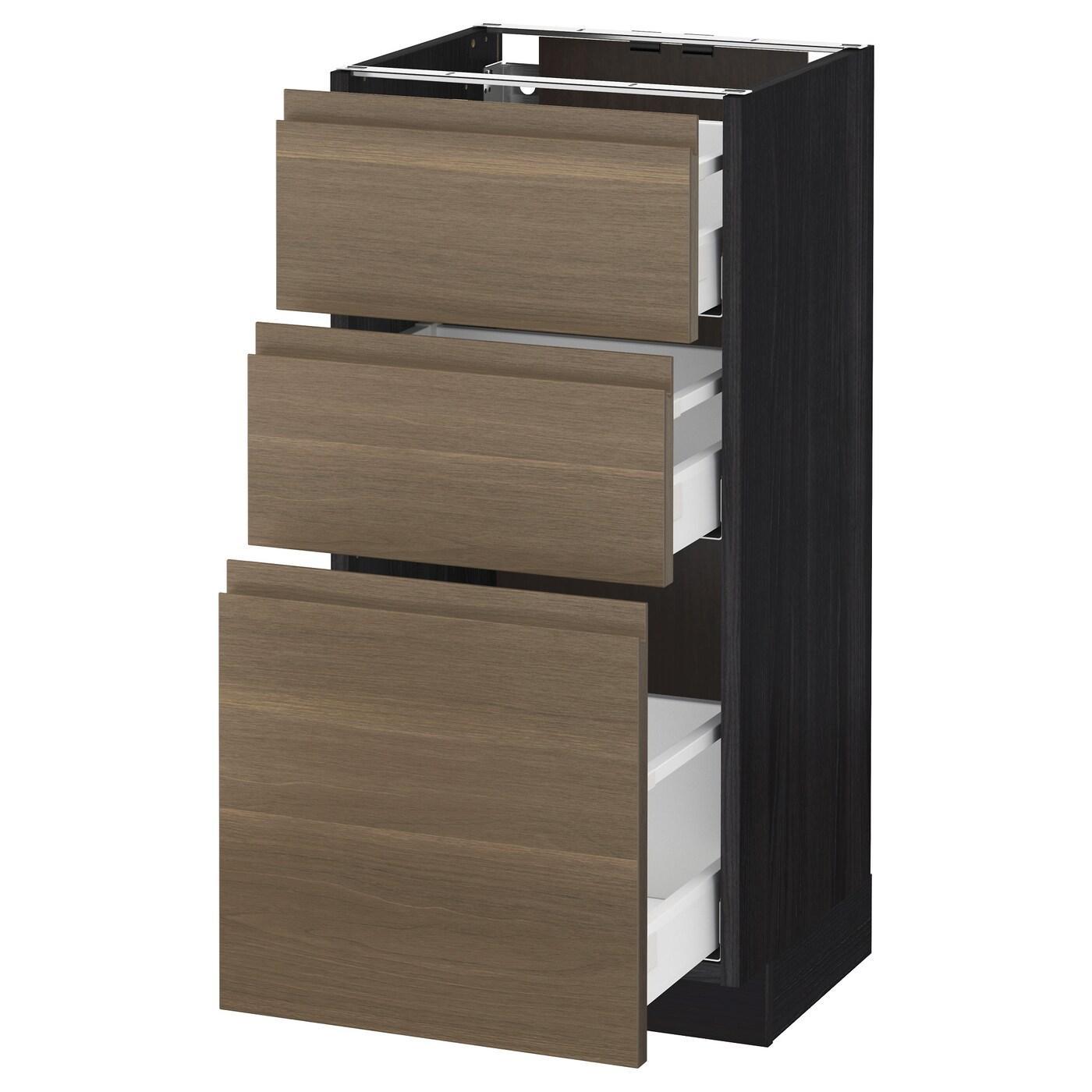 Ikea Metod 3 Schubladen