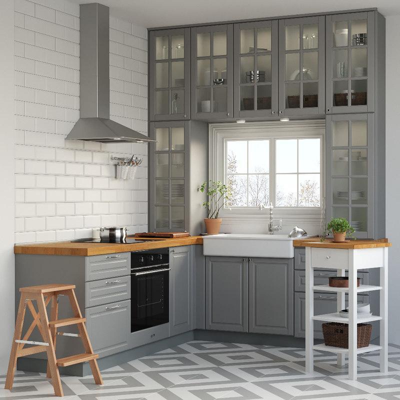 Ikea Metod Einbauküche