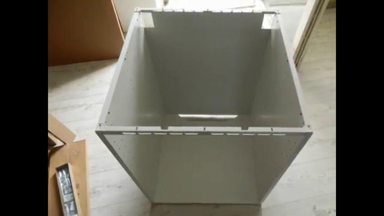 Ikea Metod Schubladenschrank