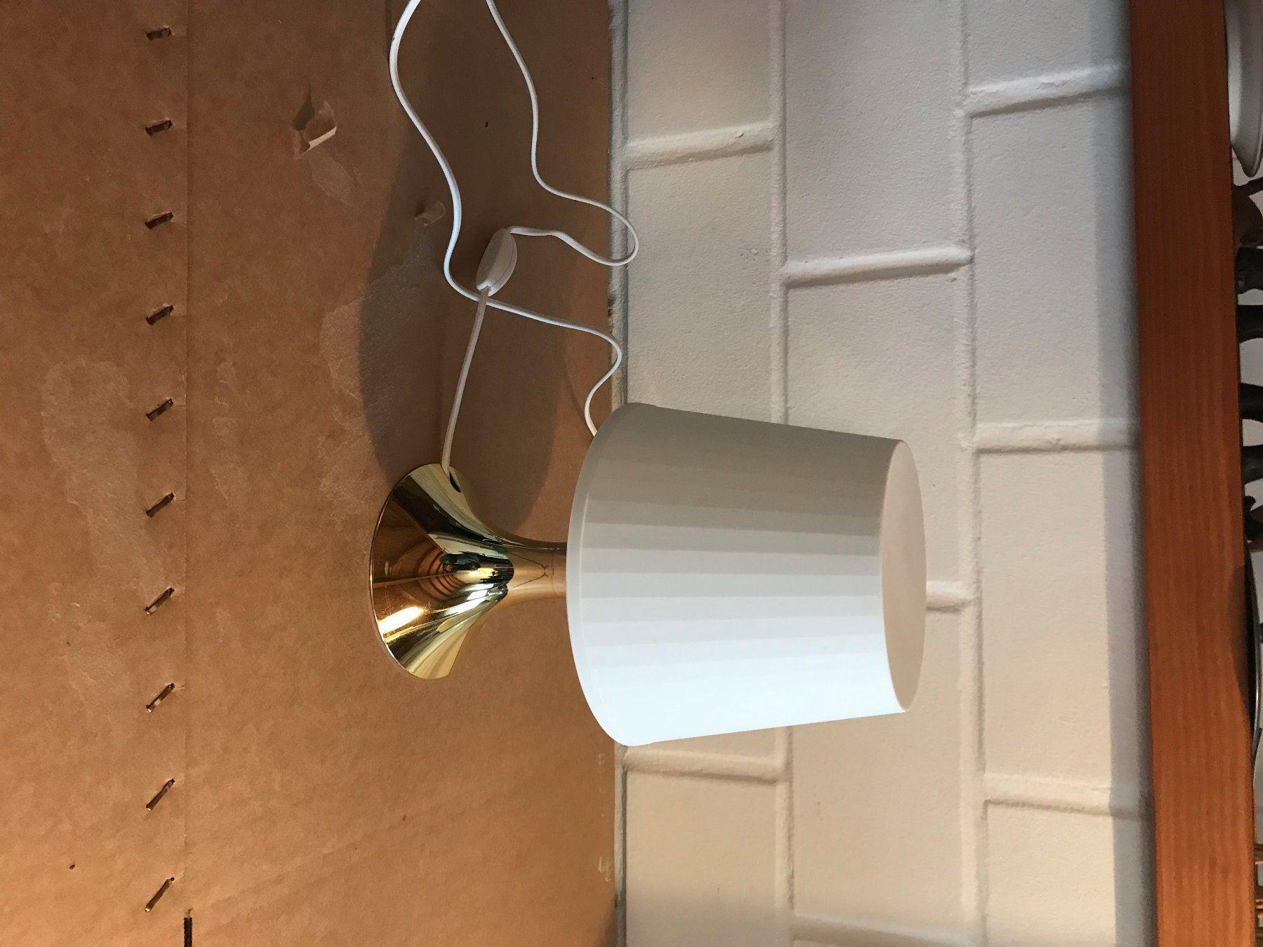 Ikea Nachttischlampe Papier