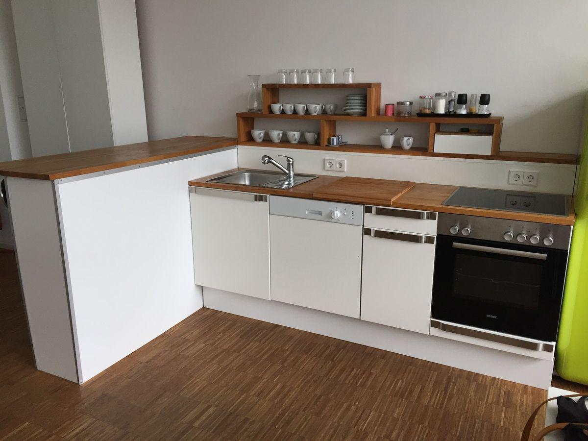 Ikea Regal Küche Holz