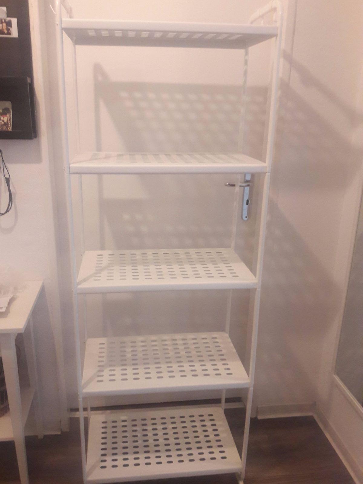 Ikea Regal Küche Metall