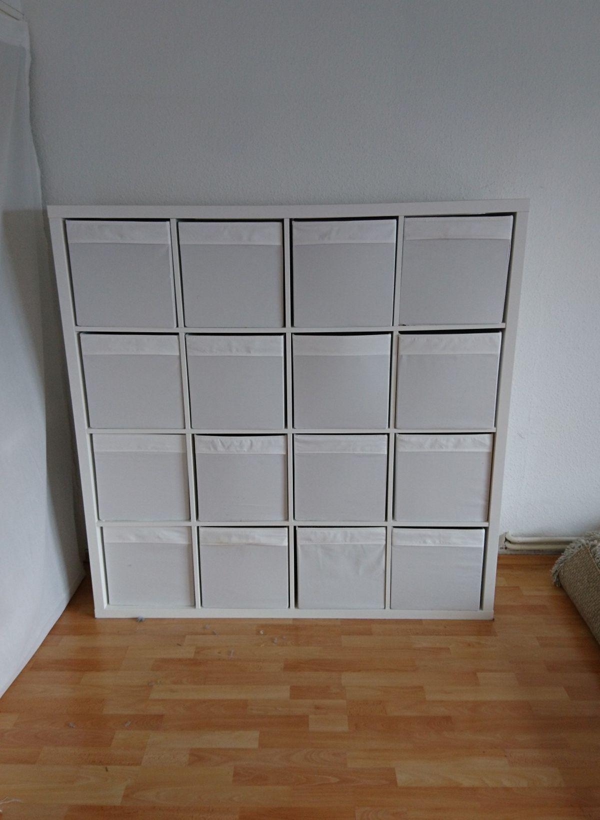 Ikea Regale Kallax Weiß