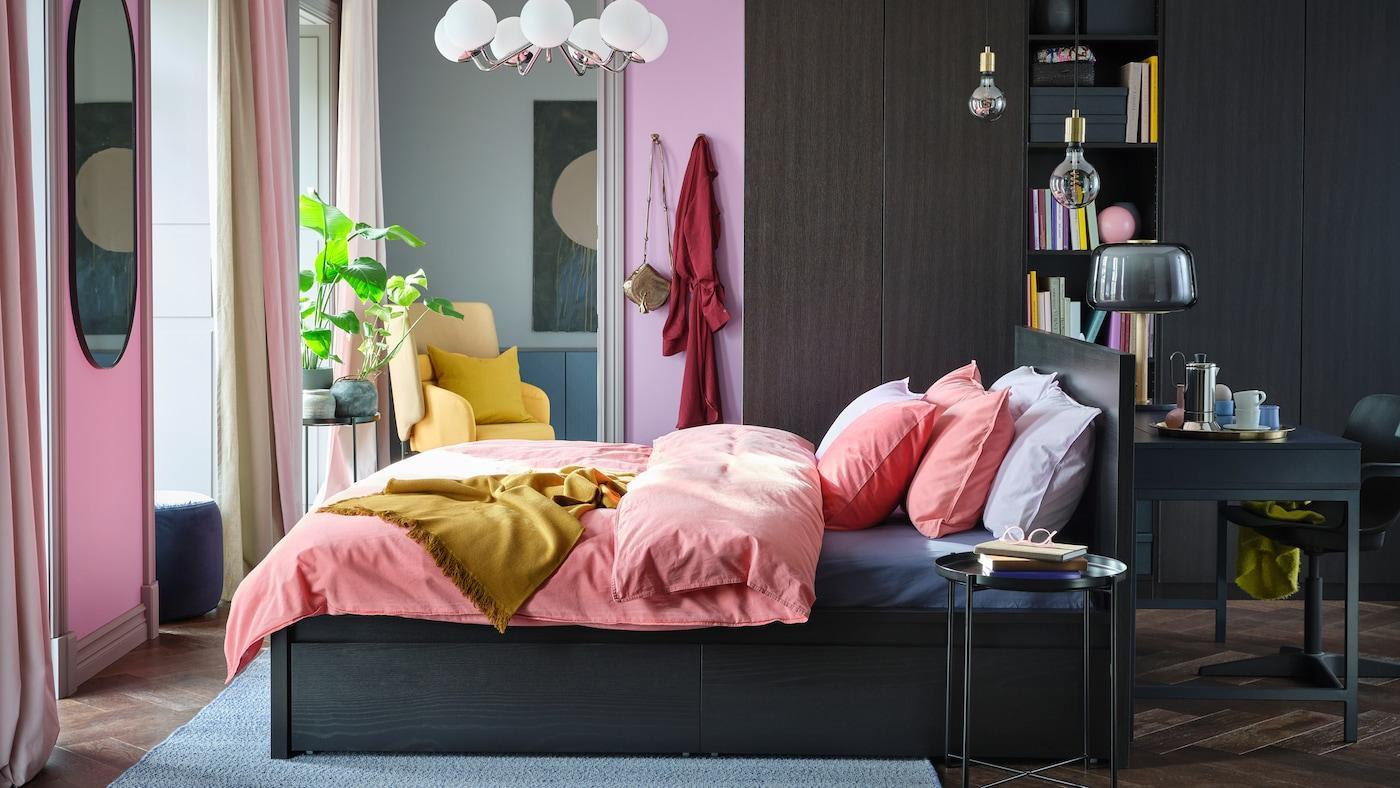 Ikea Schlafzimmer Inspiration