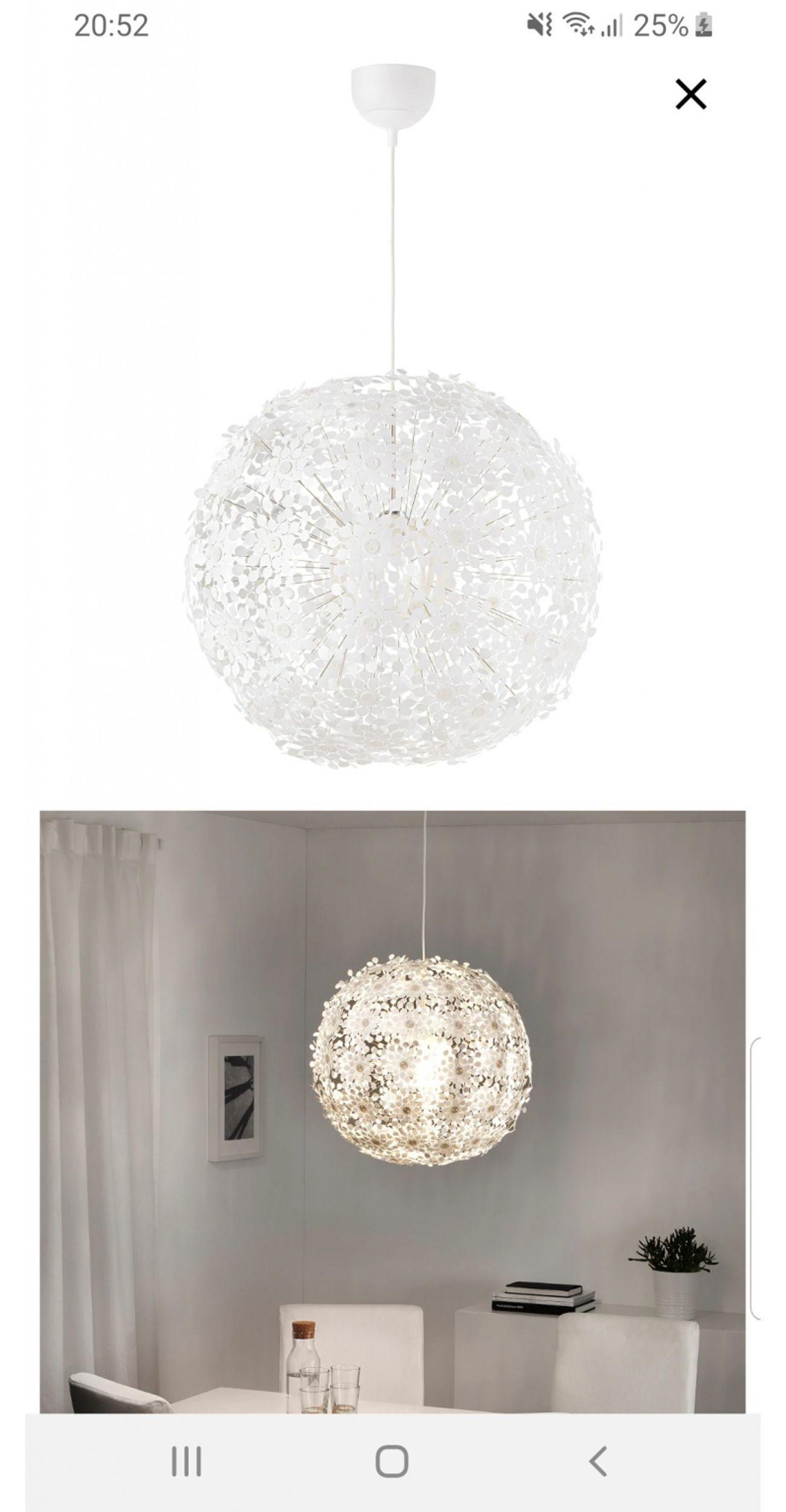 Ikea Schlafzimmer Lampe