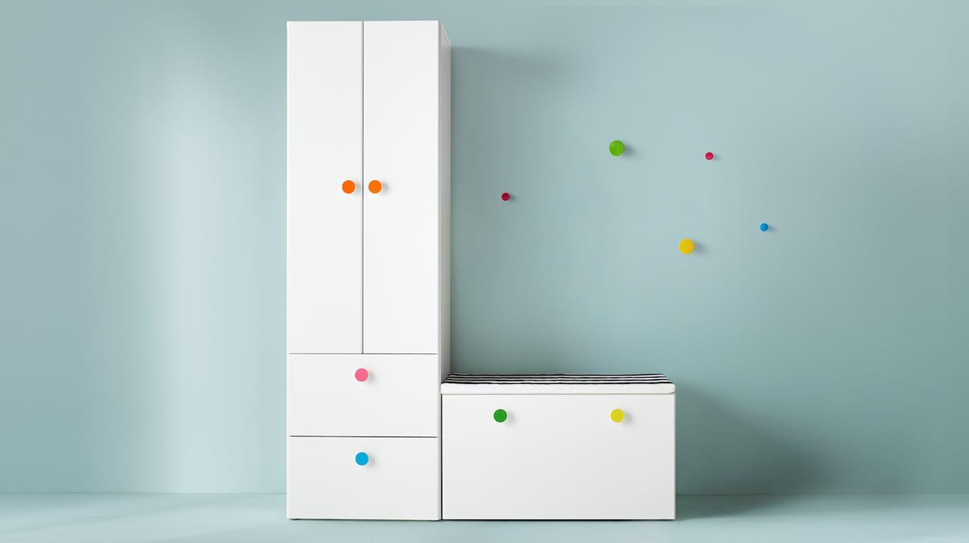 Ikea Schrank Kinderzimmer Stuva