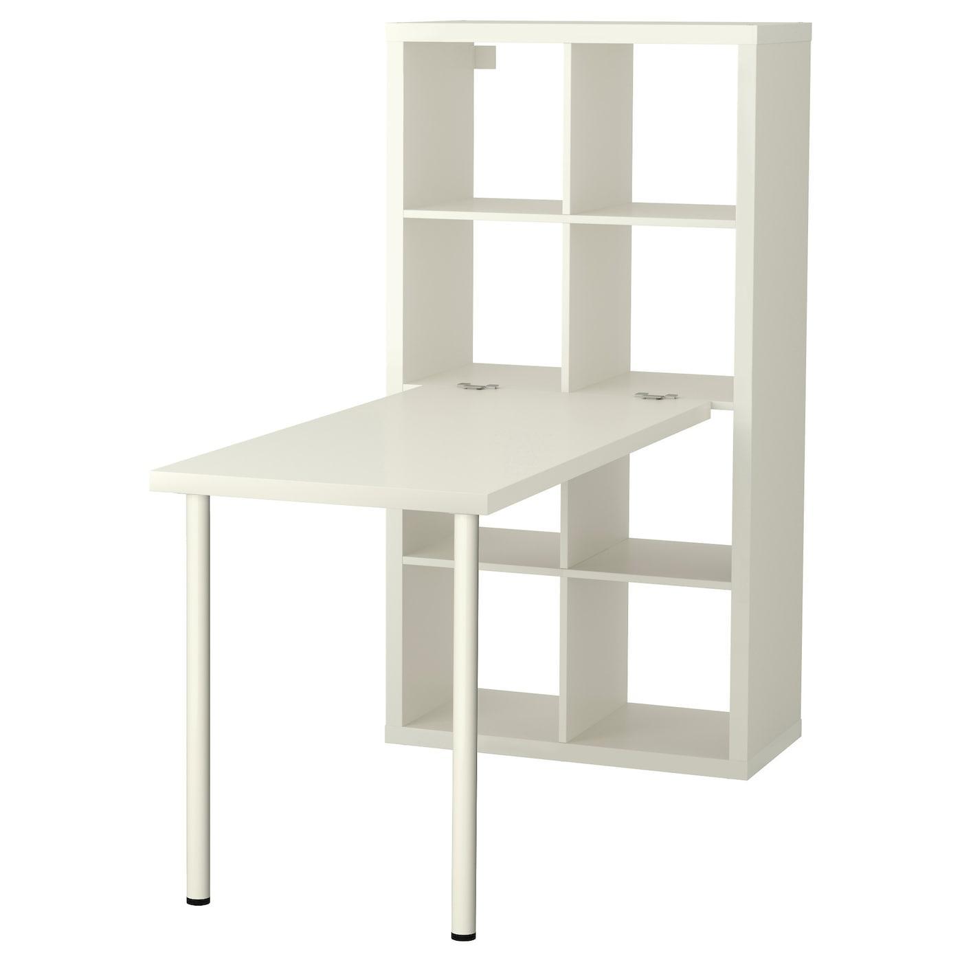 Ikea Schreibtisch Kallax Regal