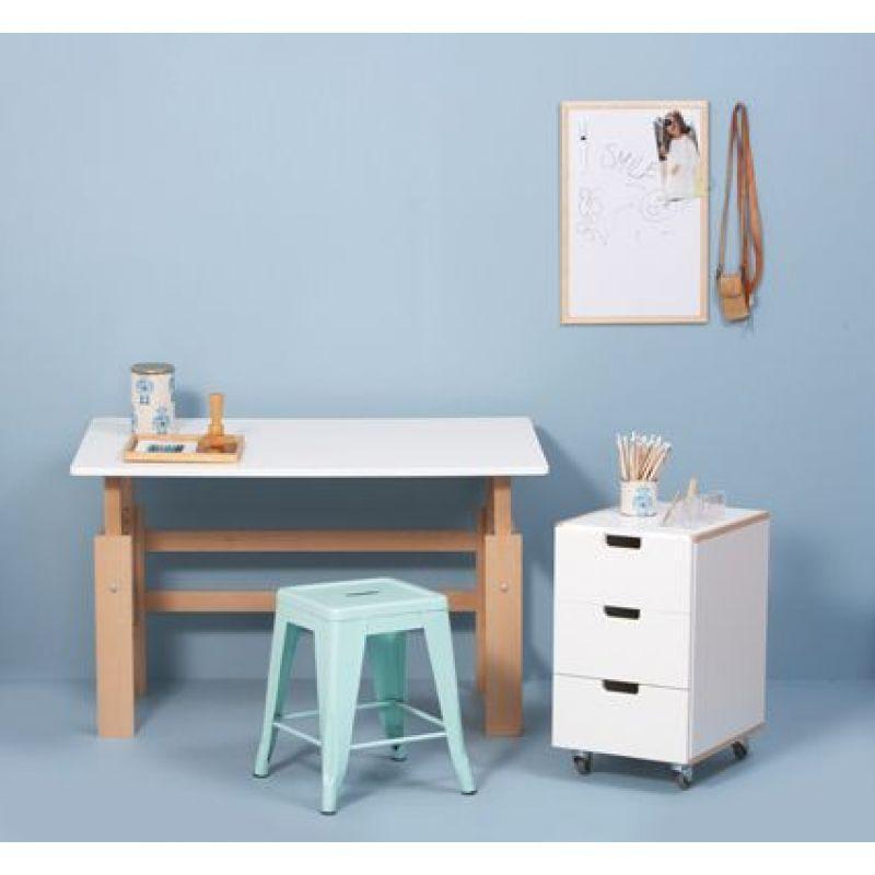 Ikea Schreibtisch Kinder Höhenverstellbar