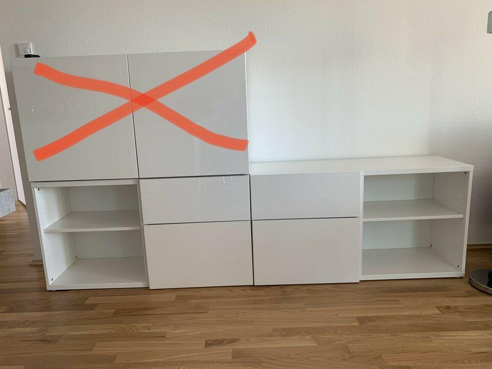 Ikea Sideboard Weiß Hochglanz