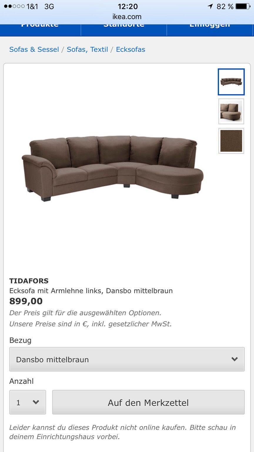 Ikea Sofa Federkern