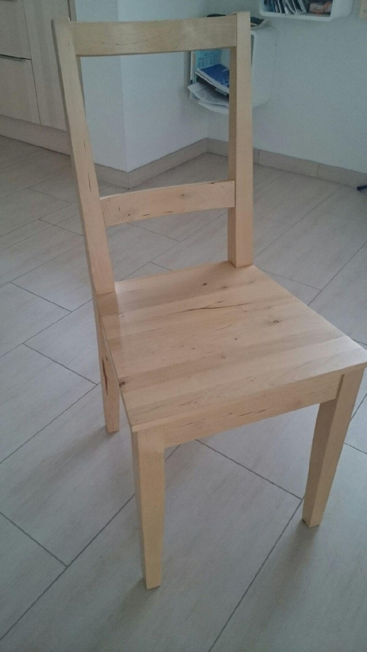 Ikea Stuhl Buche