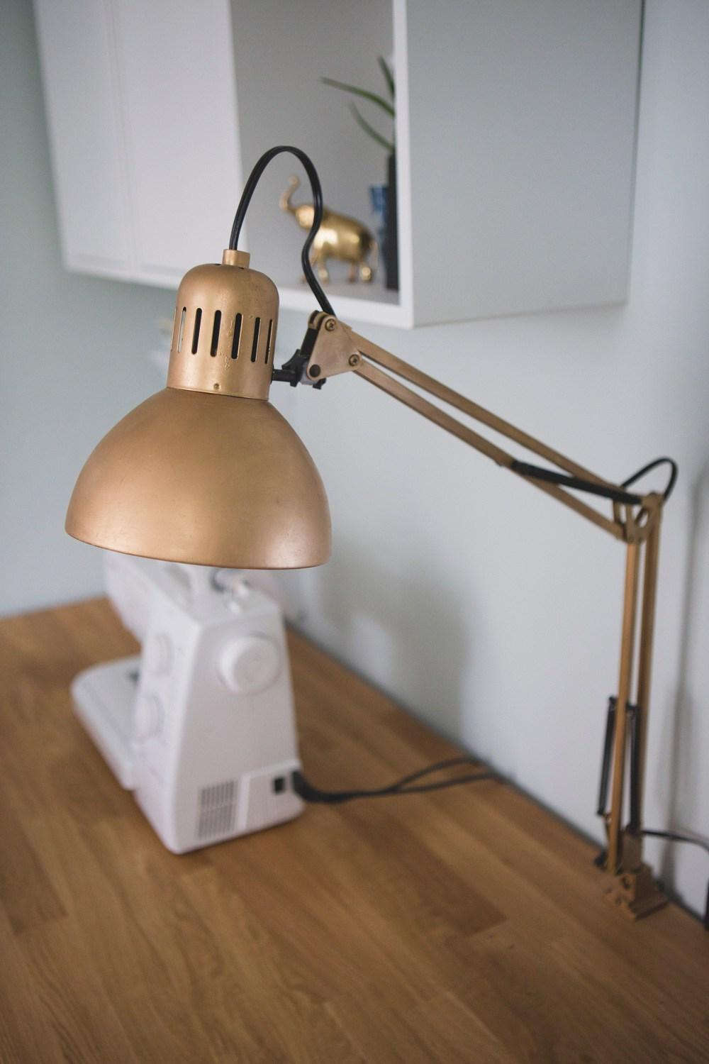 Ikea Tertial Work Lamp