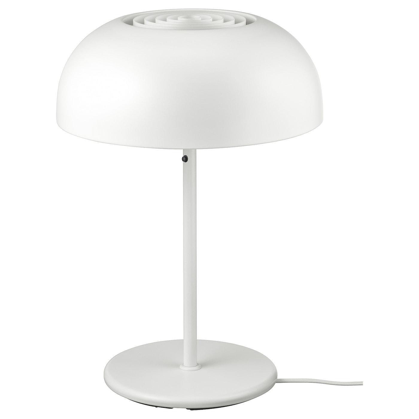 Ikea Tischlampe Glas