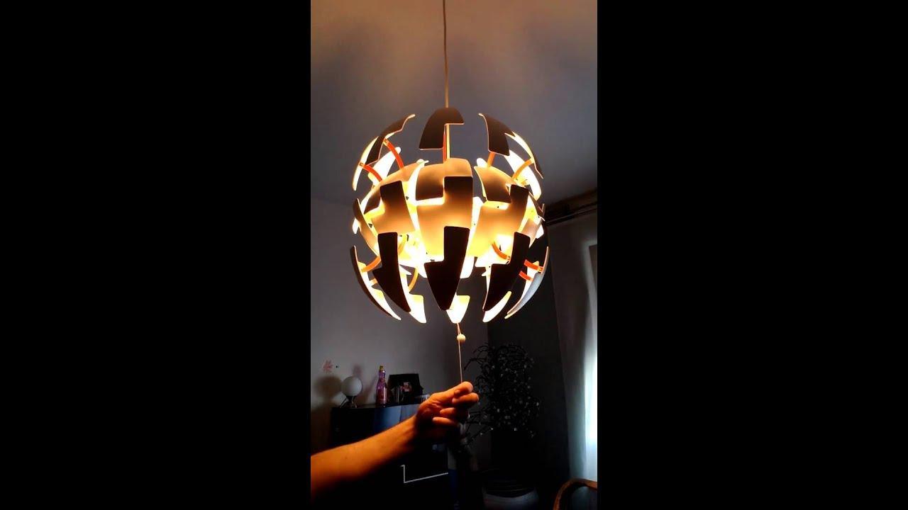 Ikea Todesstern Lampe