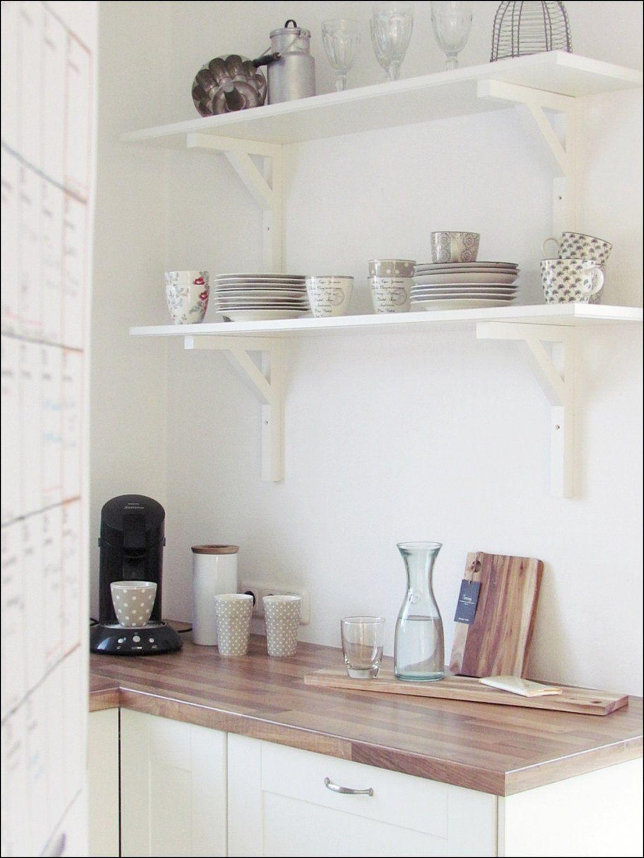 Ikea Wandregal Küche Metall
