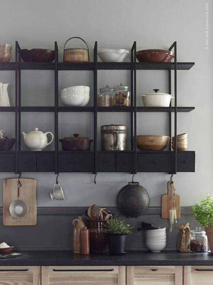 Ikea Wandregal Küche