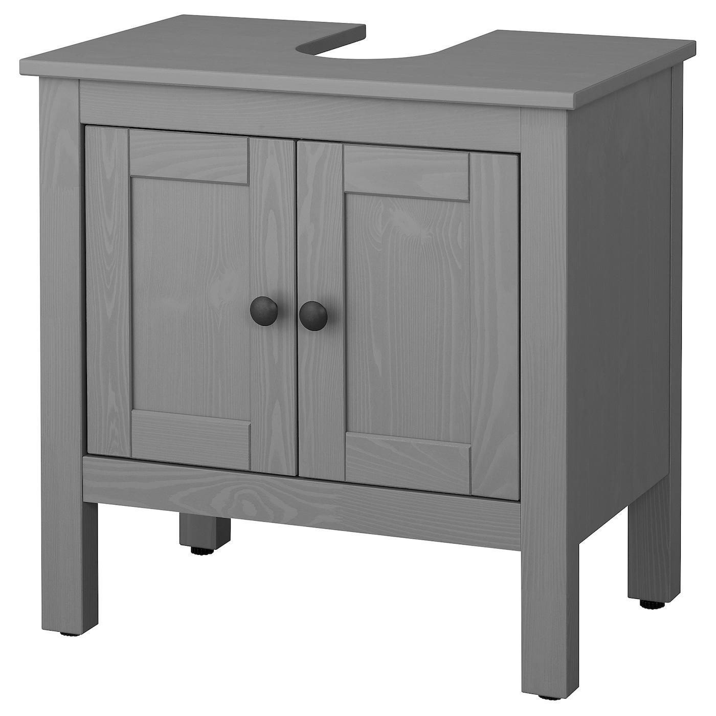 Ikea Waschbeckenunterschrank Hemnes