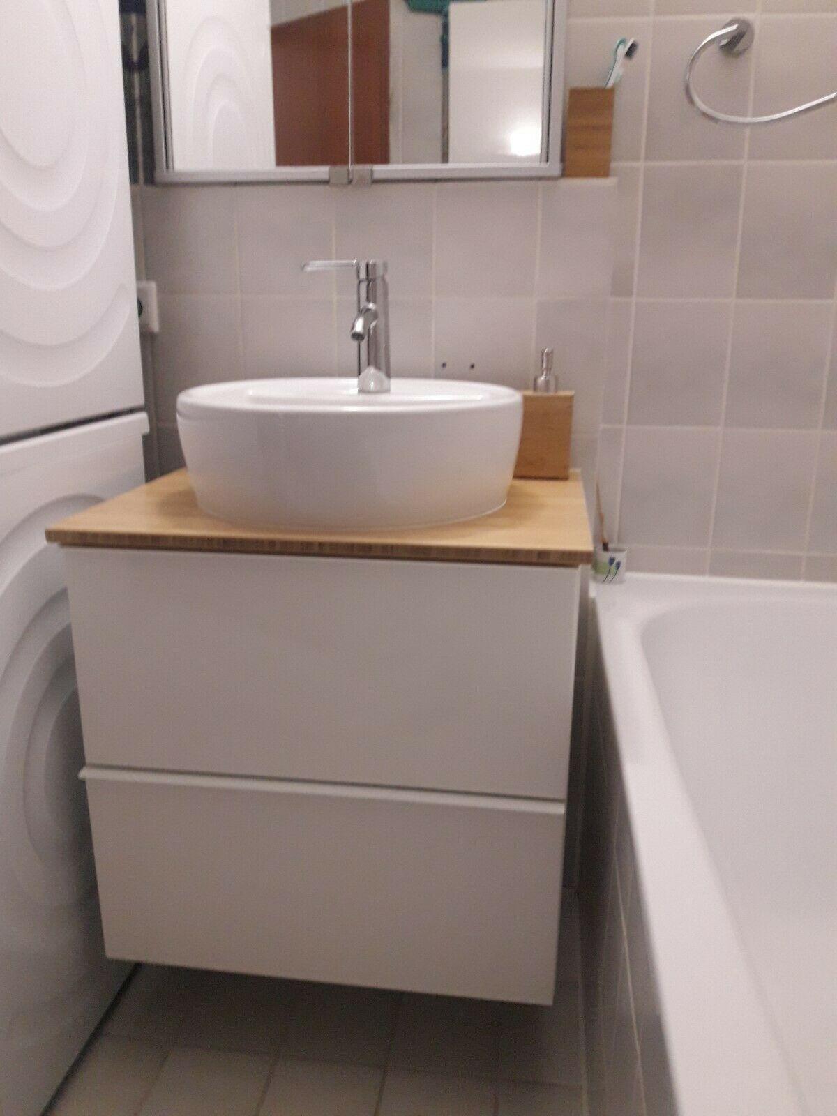 Ikea Waschbeckenunterschrank Mit Waschbecken