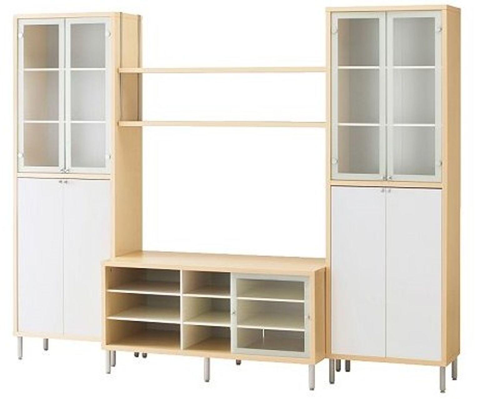 Ikea Wohnwand Beige