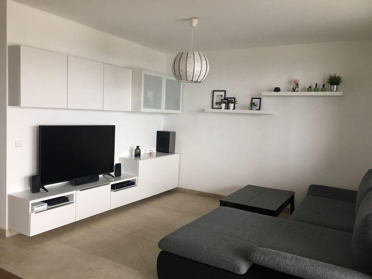Ikea Wohnwand Hängend