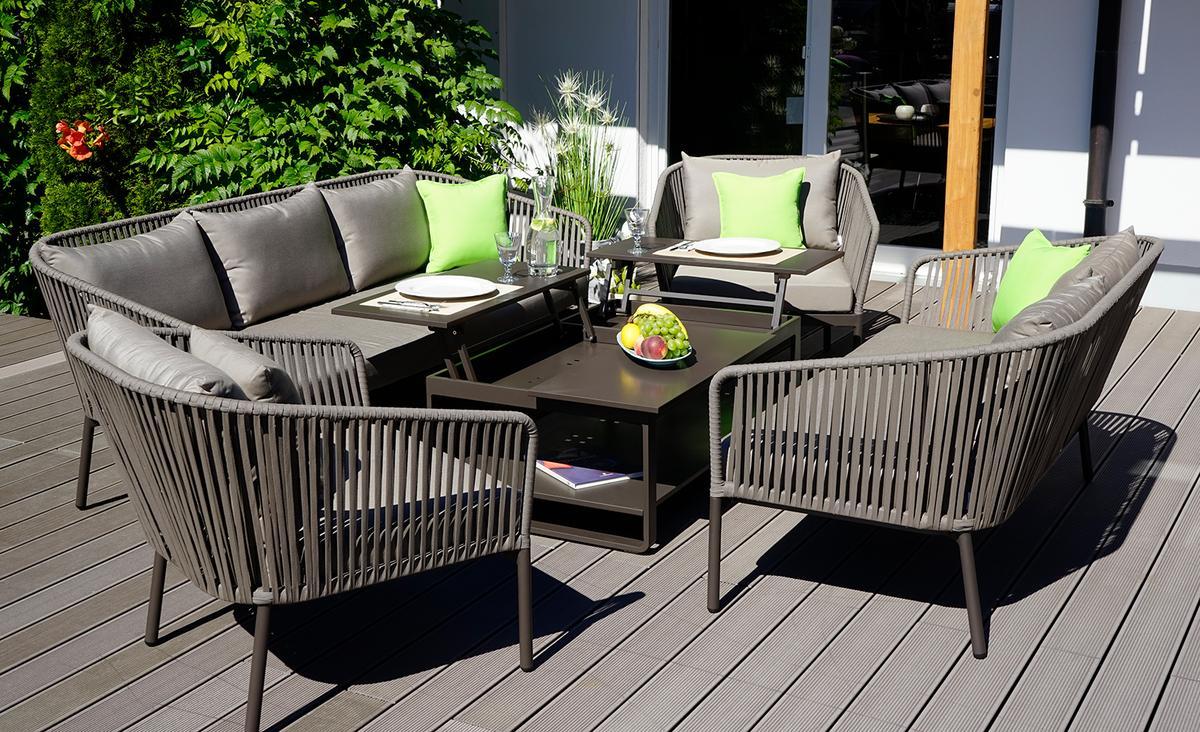 Impressionen Outdoor Möbel