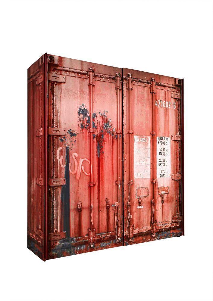 Industrial Container Schrank