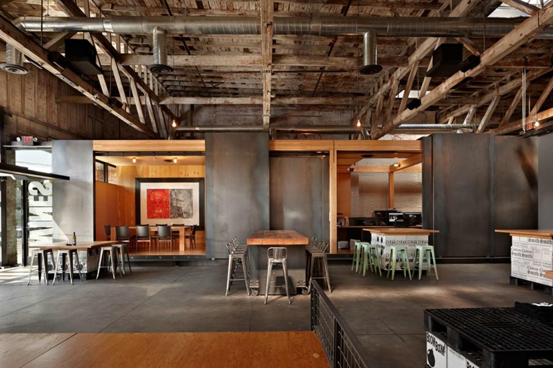 Industrial Design Industrial Wohnzimmer