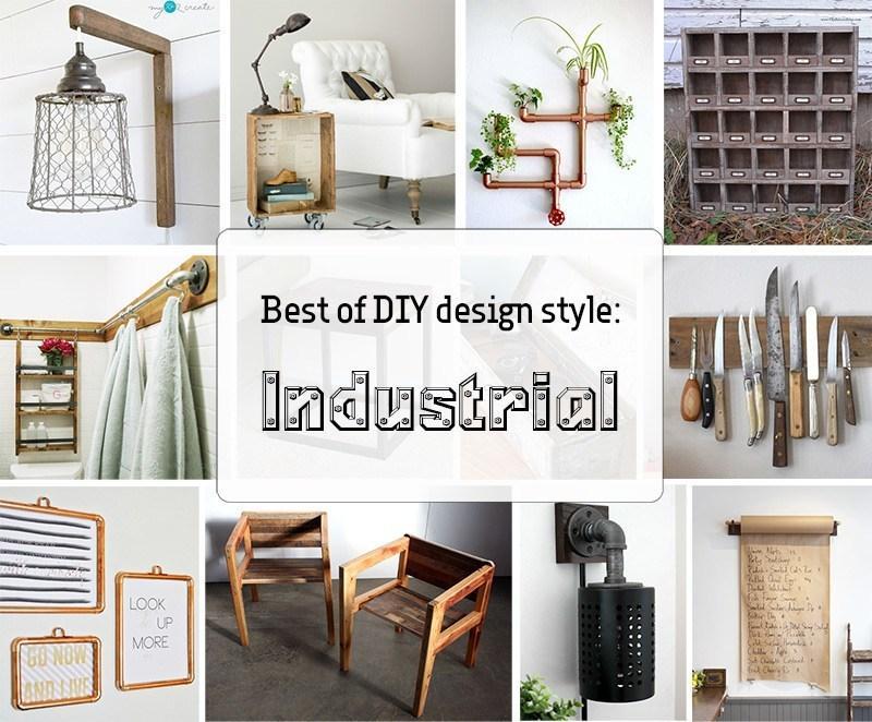 Industrial Möbel Diy