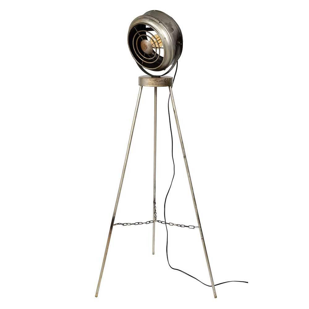 Industrial Stehlampe Industriedesign