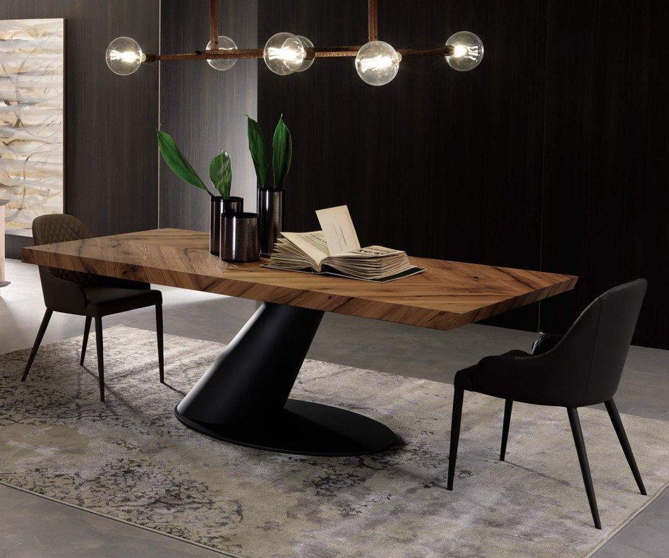 Italienische Designer Stühle Leder