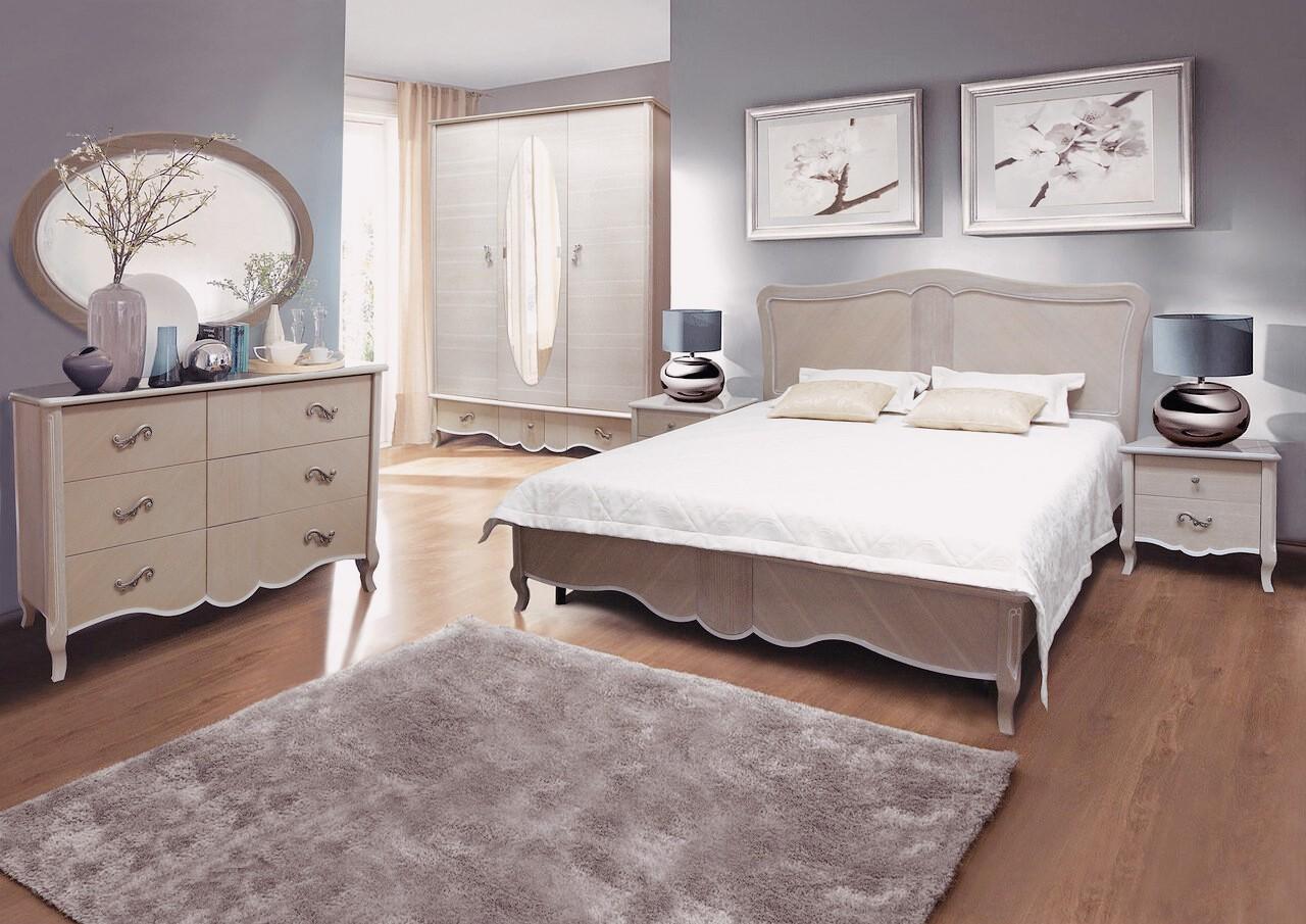 Italienische Schlafzimmer Barock