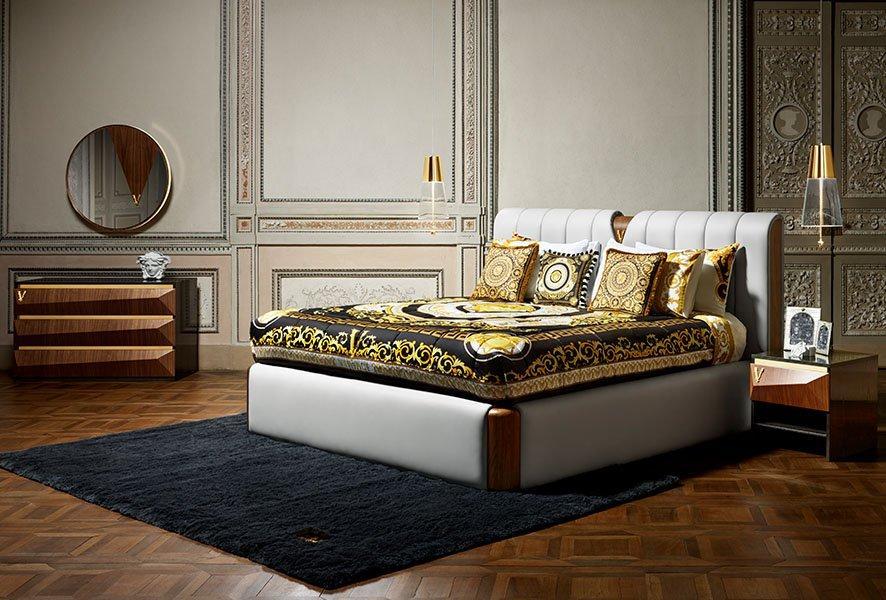 Italienische Schlafzimmer Versace