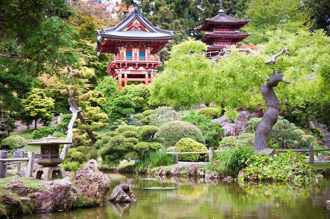 Japanische Gärten Anlegen