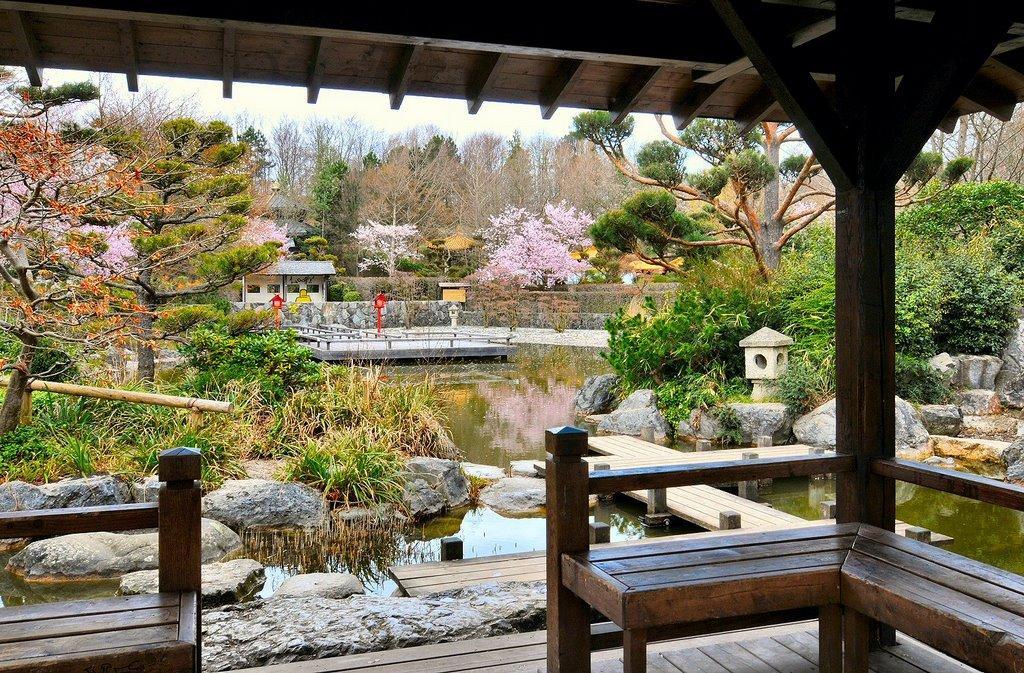 Japanischer Garten München