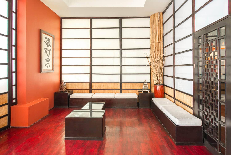 Japanisches Schlafzimmer Einrichten