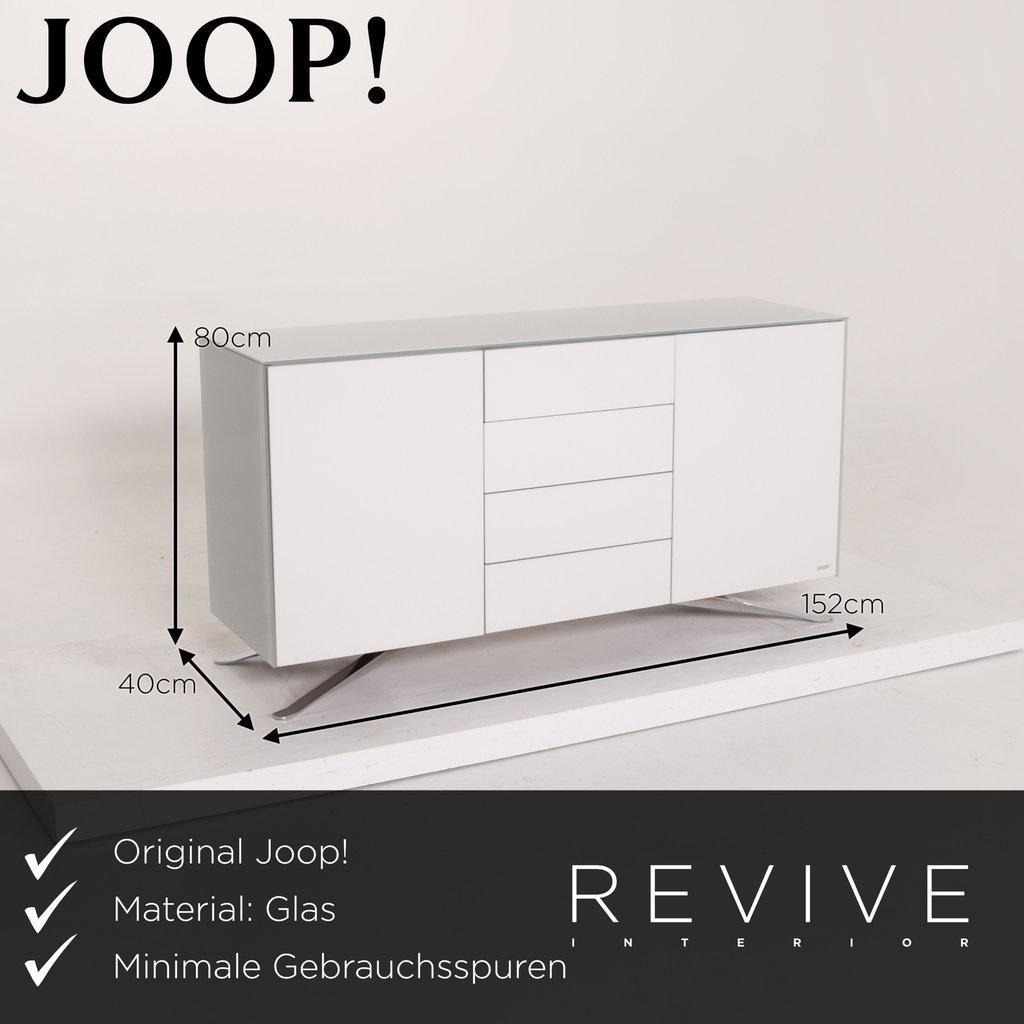 Joop Sideboard Weiß Hochglanz