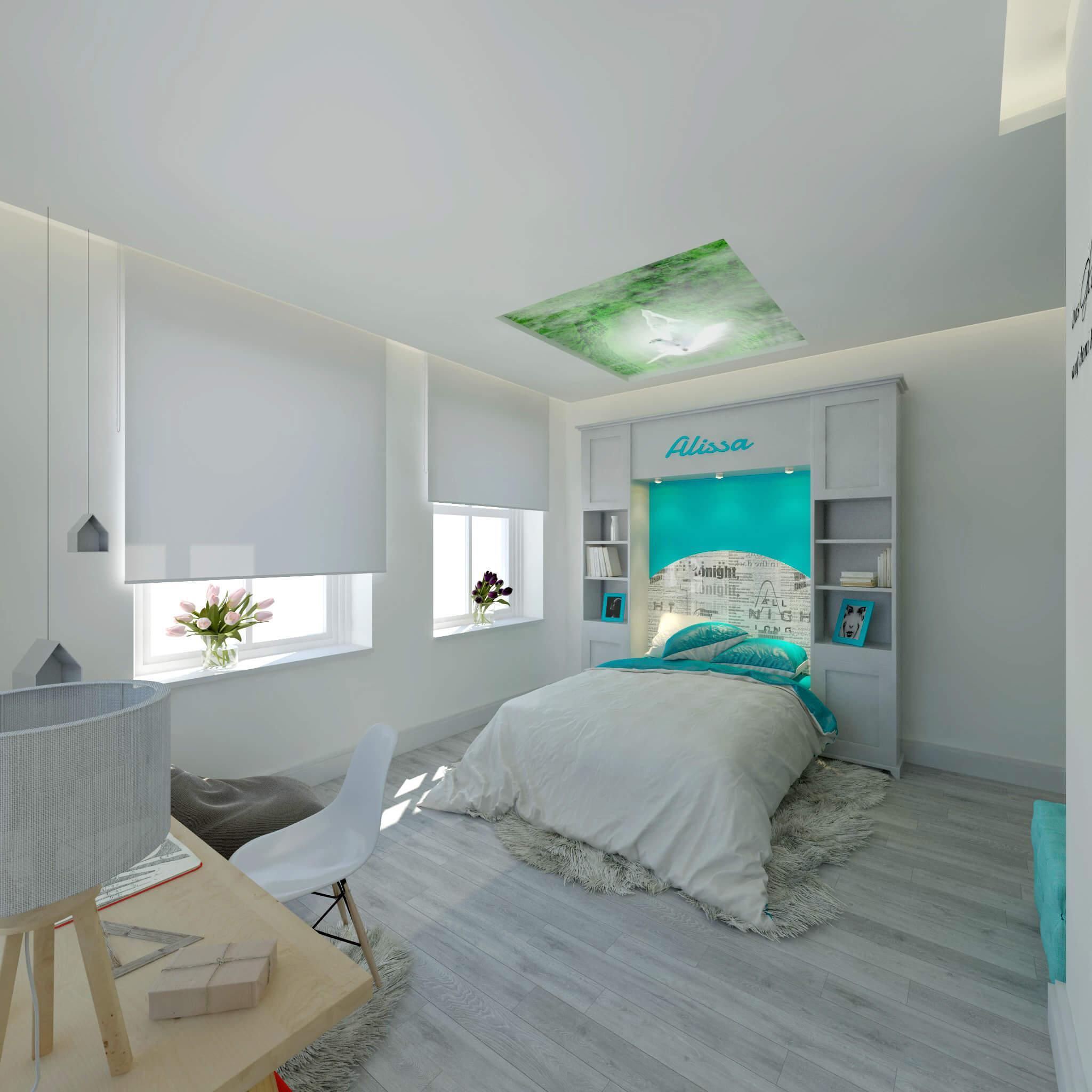 Jugendzimmer Betten Für Kleine Räume