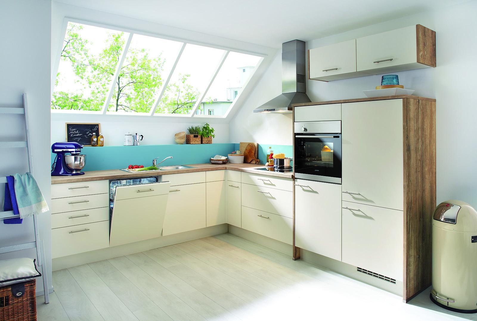 Küche Dachschräge Ikea