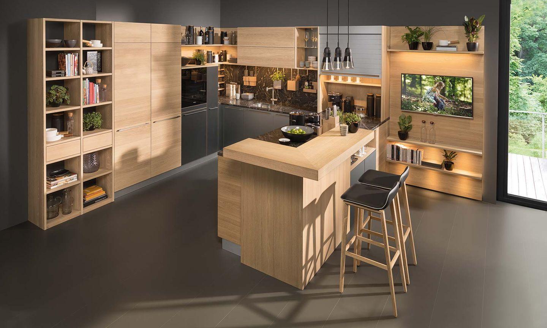 Küche Design Holz
