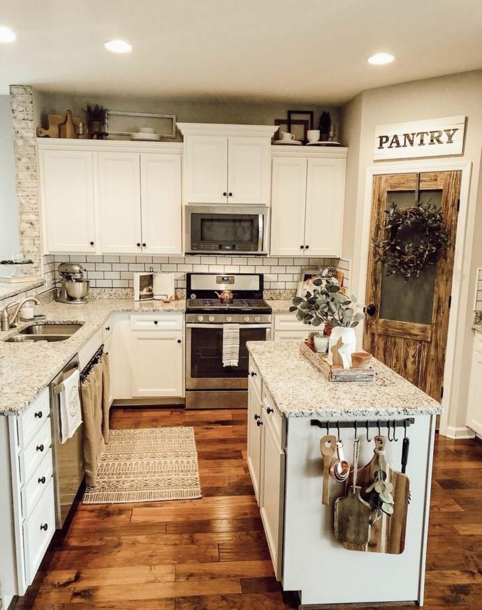 Küche Einrichten Modern