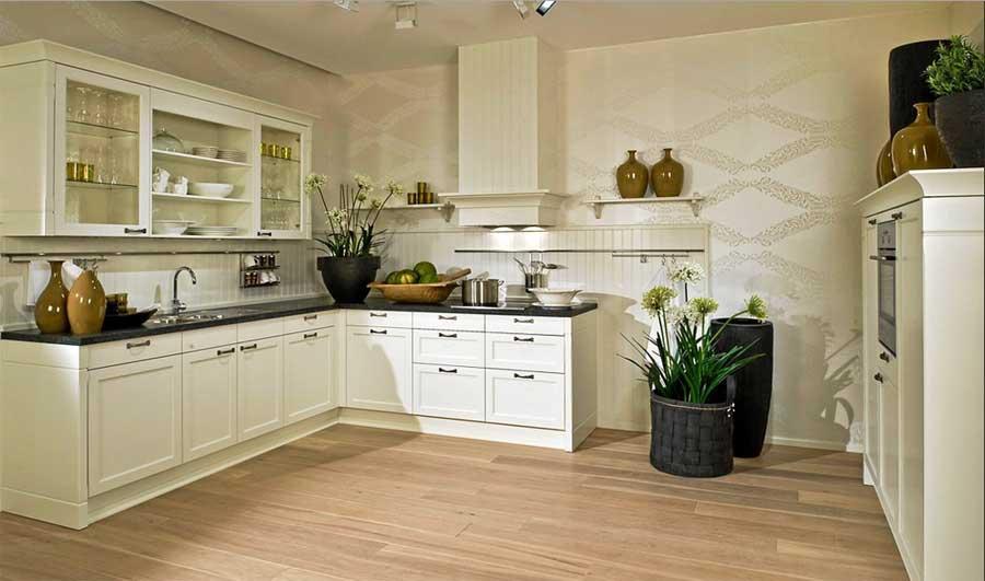 Küche Grün Hochglanz