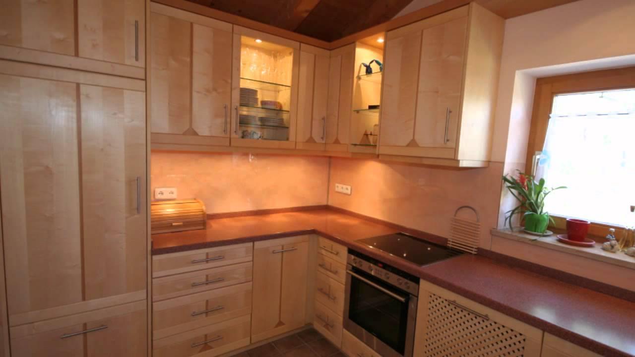 Küche Holz Rustikal
